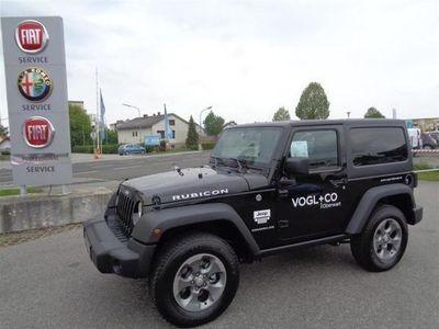 gebraucht Jeep Wrangler Fiskal LKW 2,8 CRD Rubicon Aut.