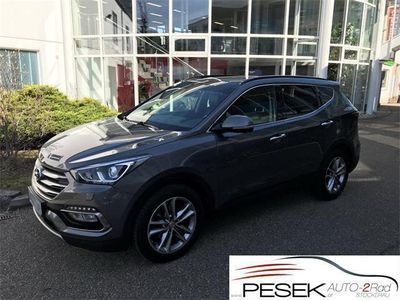 used Hyundai Santa Fe 2,2 CRDi 4WD Start-Stopp Aut. Platin SUV / Geländewagen,