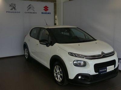 used Citroën C3 PureTech 68 5-Gang-Manuell Feel Limousine,