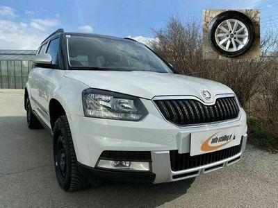gebraucht Skoda Yeti Outdoor Active 1,2 TSI 1.Besitz AHK PDC Temp SR+WR SUV / Geländewagen