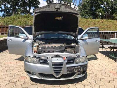 gebraucht Alfa Romeo 156 Alfa SW 1.9 JTD 16V Progression