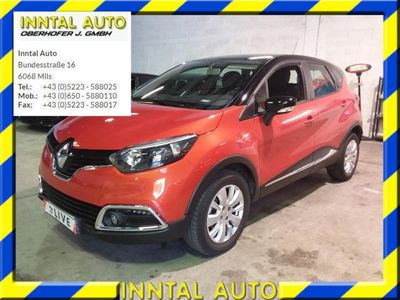 gebraucht Renault Captur Dynamique ENERGY dCi 90 *AUTOMATIK*