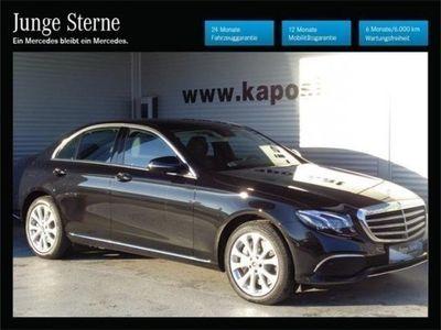gebraucht Mercedes E350 4MATIC