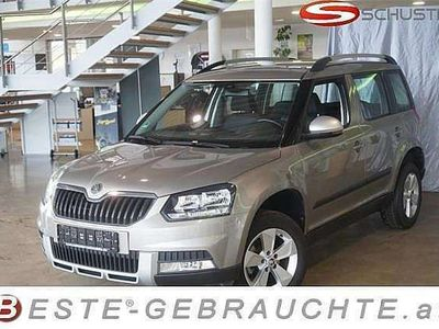 gebraucht Skoda Yeti Outdoor TDI 2.0 4x4 Ambition Outdoor
