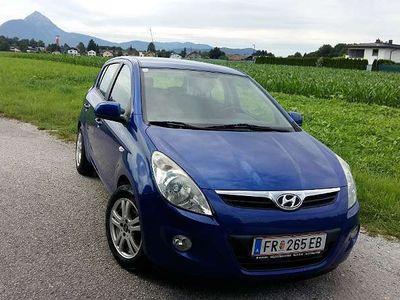 gebraucht Hyundai i20 1,25 Cool Klein-/ Kompaktwagen,