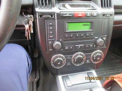gebraucht Land Rover Freelander 2,2 Td4_e SE