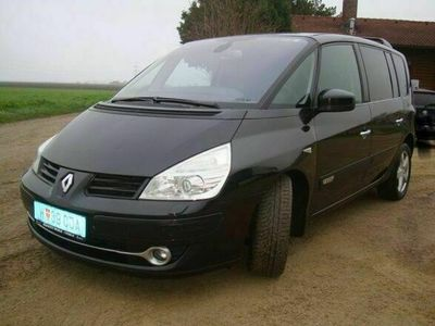 gebraucht Renault Espace Alcantara 2,0 dCi