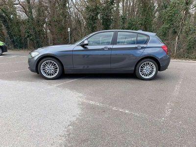 gebraucht BMW 114 1er-Reihe i Klein-/ Kompaktwagen