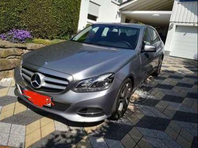 gebraucht Mercedes E200 CDI Avantgarde Aut. AMG