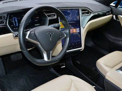 gebraucht Tesla Model S 70D (mit Batterie) Limousine