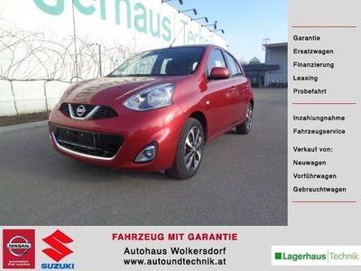 gebraucht Nissan Micra Acenta Automatik, KLIMA, mit GARANTIE