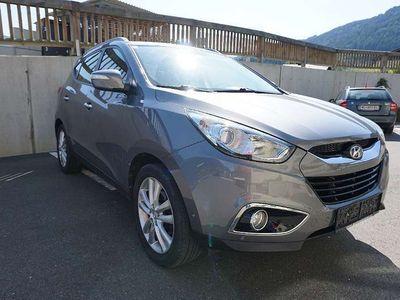 gebraucht Hyundai ix35 2,0 CRDi Premium 4WD Service frisch