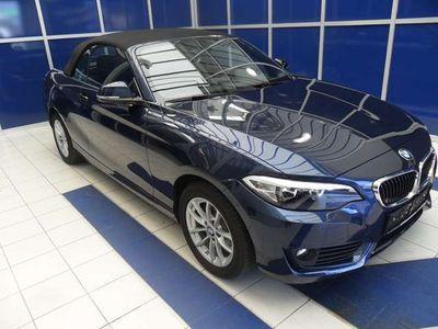 gebraucht BMW 220 2er-Reihe Cabrio (F23) Cabrio Advantage