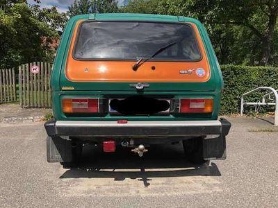 gebraucht Lada Taiga 2121 SUV / Geländewagen