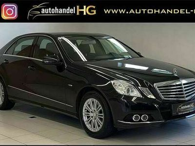 gebraucht Mercedes E220 CDI Aut. BlueEfficiency**NAVI**PDC**AHK**