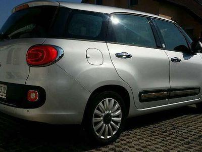 gebraucht Fiat 500L 500LLiving Lounge 1,6 MultiJet II 105 StartS Kombi / Family Van