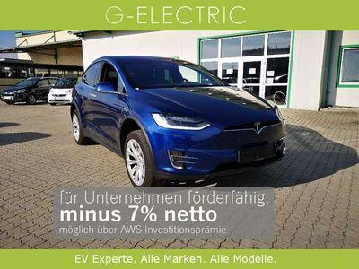 gebraucht Tesla Model X 100D 6Sitzer FSD Autopilot
