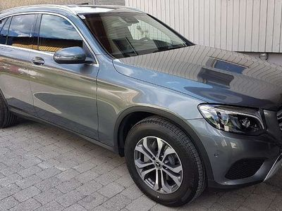 gebraucht Mercedes 220 GLC-KlasseSUV / Geländewagen