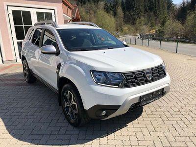 gebraucht Dacia Duster dCi 110 S&S 4WD Prestige SUV / Geländewagen