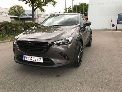 gebraucht Mazda CX-3 CD105 AWD Revolution Aut.