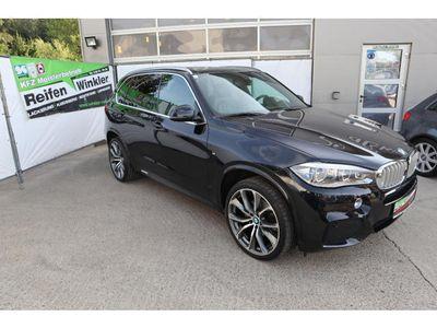 gebraucht BMW X5 xDrive40d M-Paket Österreich-Paket Aut. VOLL