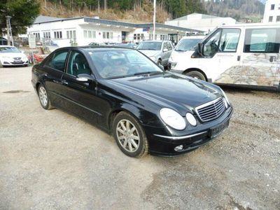 gebraucht Mercedes E220 E 220 E-Klasse Lim.CDI