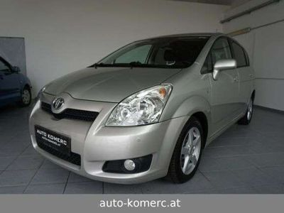 gebraucht Toyota Corolla Verso 2.2-l-D-4D Sol