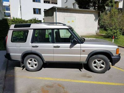 gebraucht Land Rover Discovery XS TD Aut.