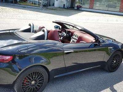 gebraucht Alfa Romeo Spider 2,2 JTS Exclusive