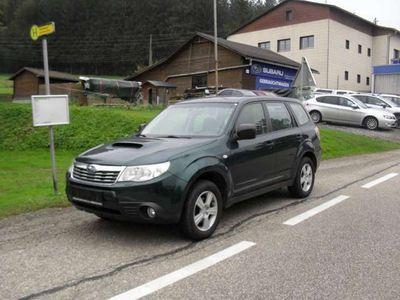 gebraucht Subaru Forester 20D X Classic