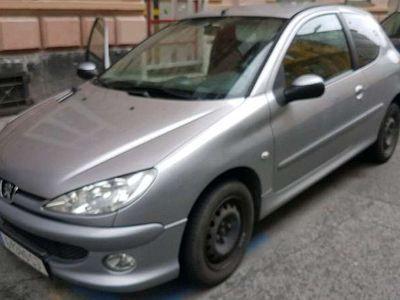 gebraucht Peugeot 206 COOLLOOK 1.4 Klein-/ Kompaktwagen,
