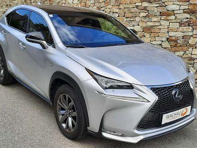 gebraucht Lexus NX300h F Sport Hybrid*ALLRAD*NP: 70.000,--* SUV / Geländewagen