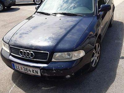 gebraucht Audi A4 1,9 TDI Kombi / Family Van