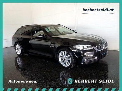 "gebraucht BMW 520 5er Touring d Touring Aut. ""Edition Sport"" *NAVI / XENON*, 190 PS, 5 Türen, Automatik"