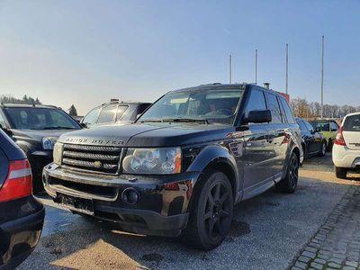 gebraucht Land Rover Range Rover Sport 3,6 TdV8 HSE Aut. SUV / Geländewagen,