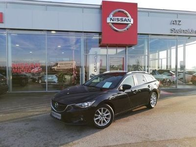 gebraucht Mazda 6 Sport Combi CD150 Attraction Aut.