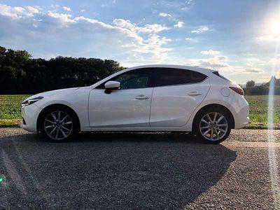gebraucht Mazda 3 G120 Revolution Aut. Klein-/ Kompaktwagen