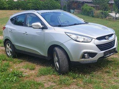 gebraucht Hyundai ix35 2.0 CRDi 4WD SUV / Geländewagen,