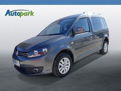 gebraucht VW Caddy Kombi Comfortline 2,0 TDI DPF 4MOTION Kombi