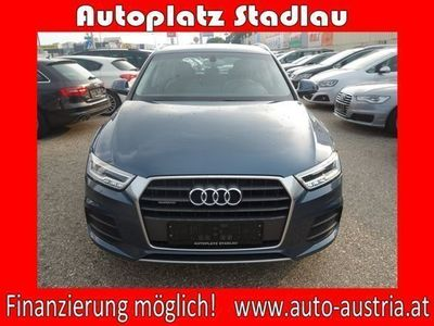 gebraucht Audi Q3 2,0 TDI Design quattro NAVI *FINANZIERUNG MÖGLICH