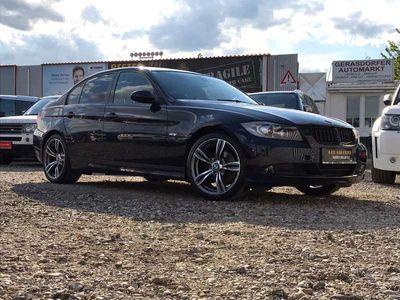 gebraucht BMW 320 3er-Reihe d Österreich-Paket **Finanzierung** Limousine