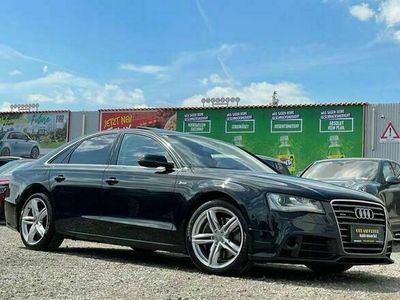 gebraucht Audi A8 4,2 TDI quatt. *S8 UMBAU*Absolute Vollausstattung*