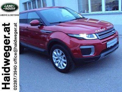 used Land Rover Range Rover evoque Pure 2,0 2WD eD4 e-Capability