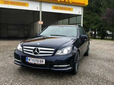 gebraucht Mercedes C200 Avantgarde BlueEfficiency Aut.
