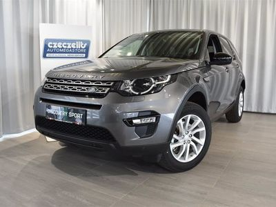 gebraucht Land Rover Discovery Sport 2,0 TD4 150 PURE RE
