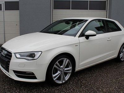 gebraucht Audi A3 2.0 TDI quattro Ambition