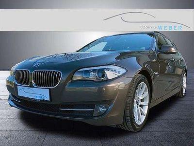 gebraucht BMW 528 5er-Reihe i xDrive Touring Österreich-Paket Aut. Kombi / Family Van