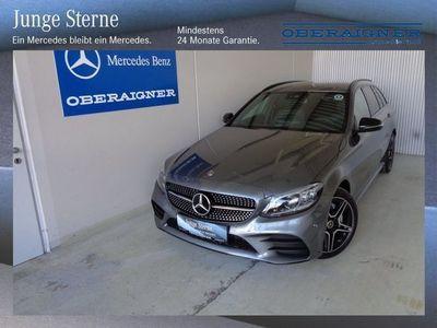 brugt Mercedes C220 d T 4MATIC