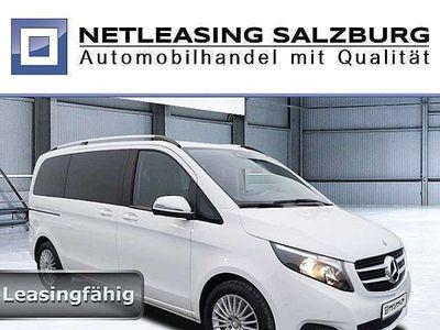 brugt Mercedes V220 BT Kompakt+Comand+Sound+Fahrassist+Fondkli