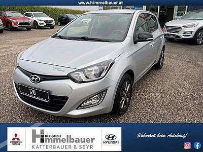 gebraucht Hyundai i20 1,25 Go Limousine
